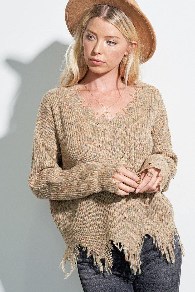 Thalia Sweater - Bloom By Lovlie