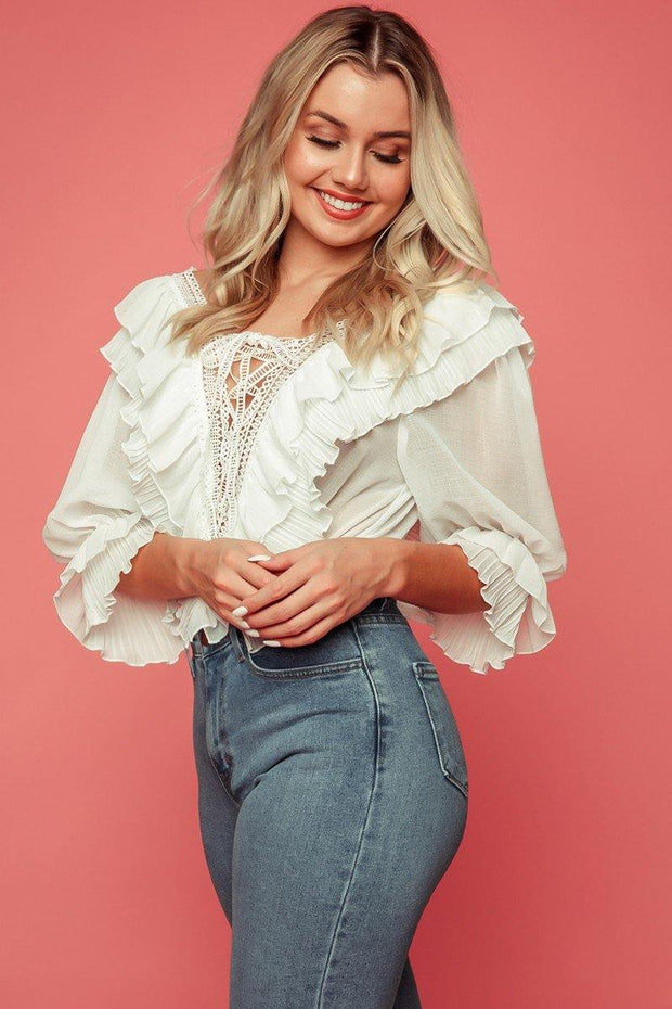 Havana Top - Bloom By Lovlie