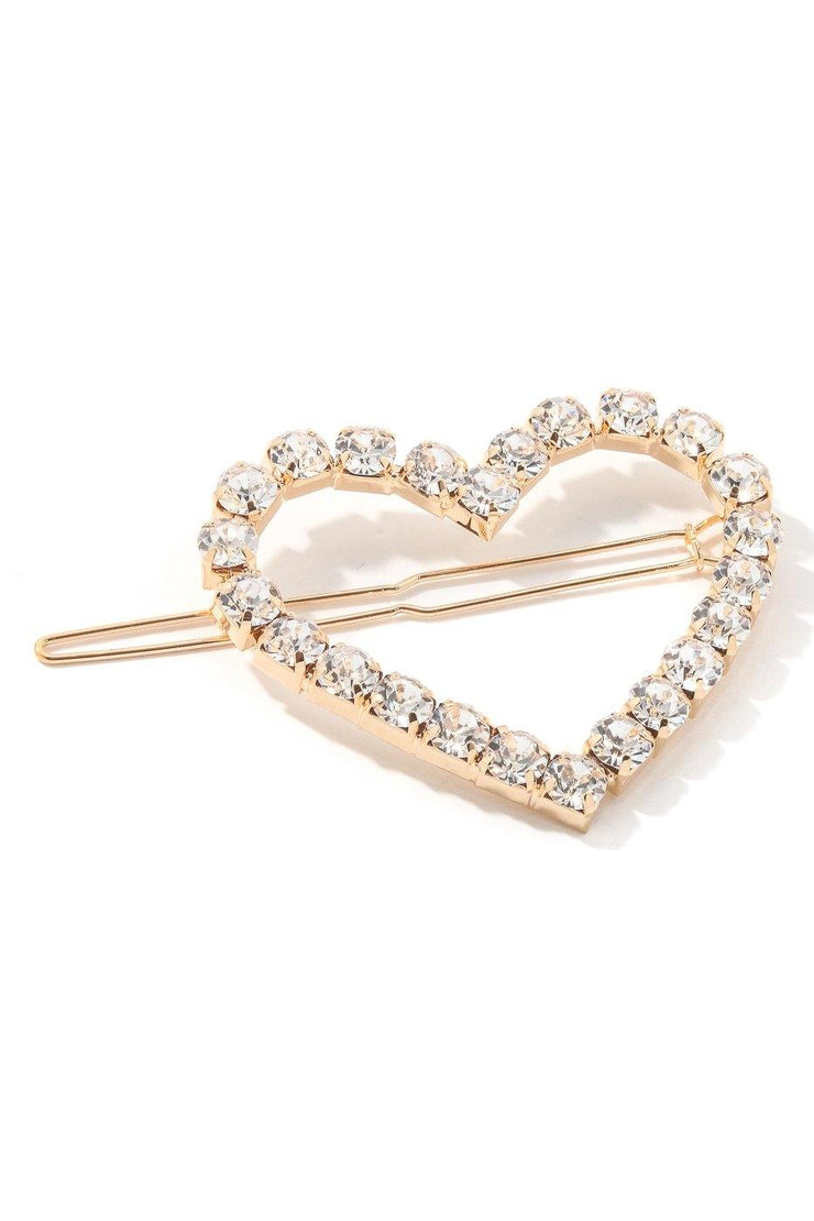 I Heart Money Hair Clip - Bloom By Lovlie