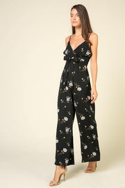 I'm The Deal Jumpsuit - Bloom By Lovlie