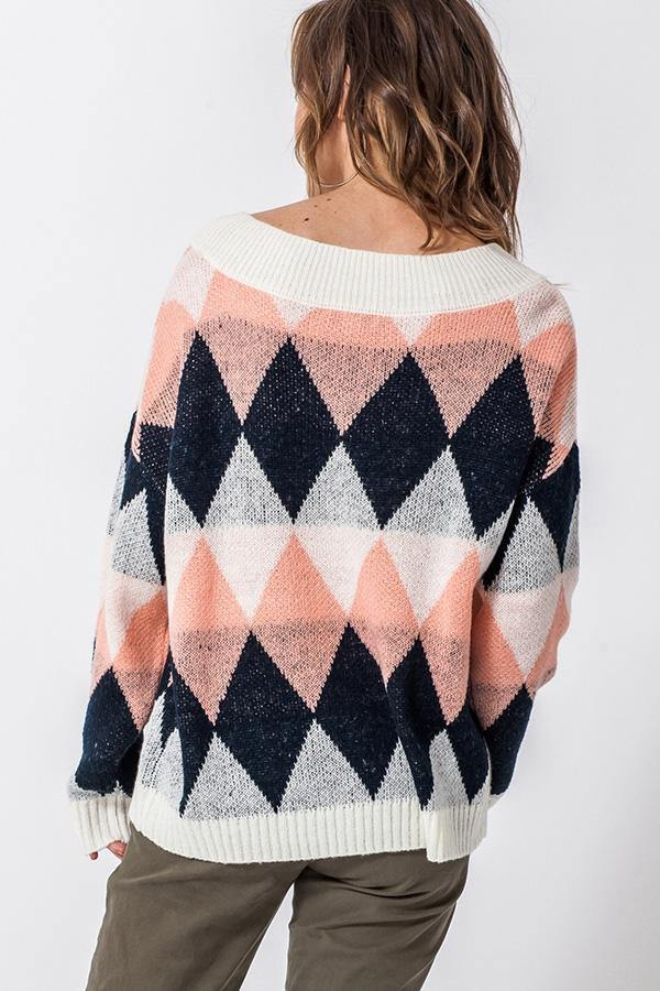 Know It All Sweater - Bloom By Lovlie
