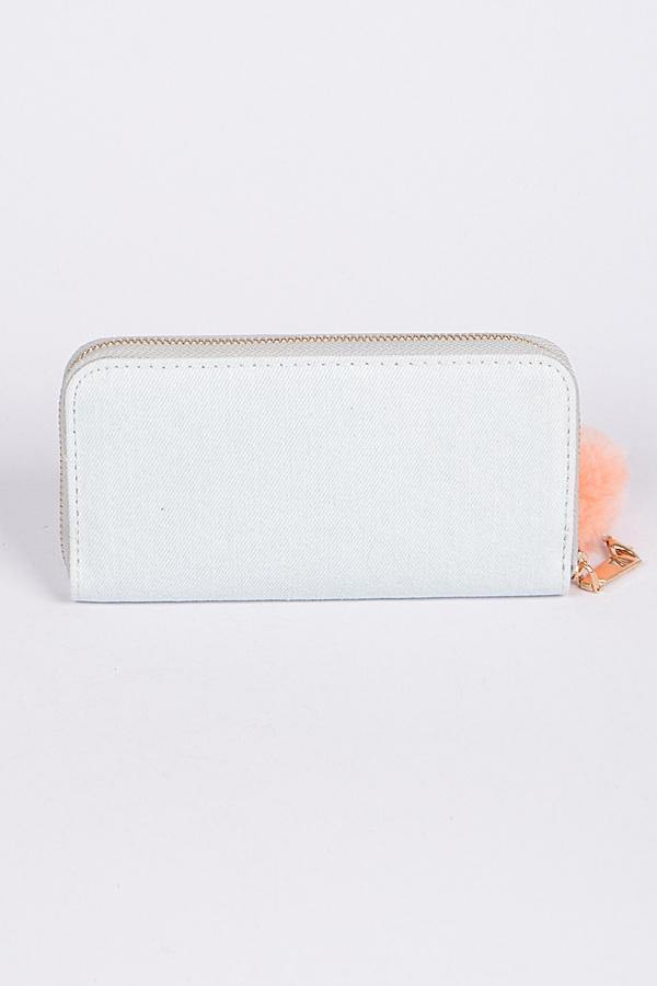 Girls Run The World Wallet - Bloom By Lovlie