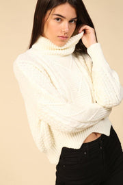 Baby It's Cold Outside Sweater - Ivory