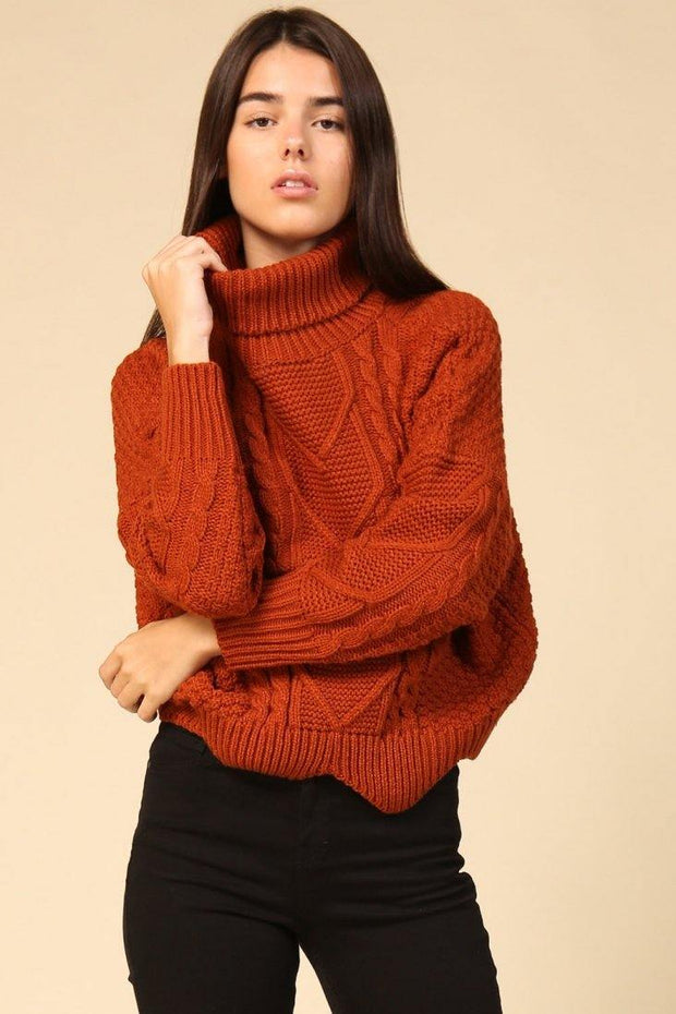 Baby It's Cold Outside Sweater - Bloom By Lovlie