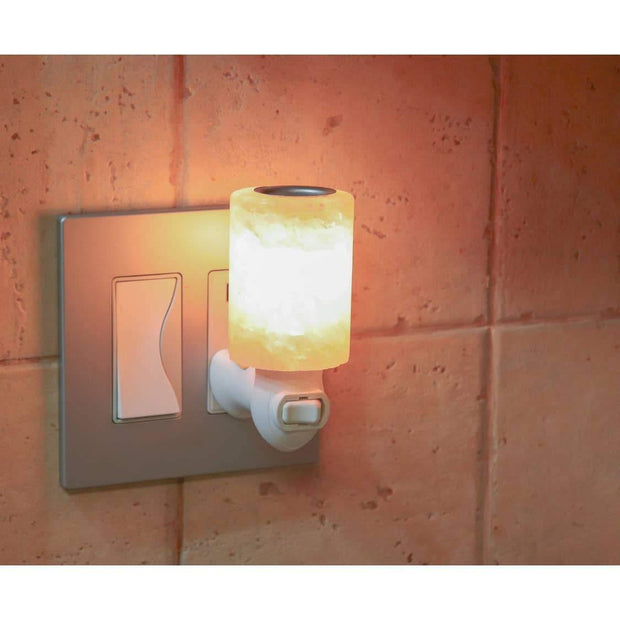 Himalayan Salt Aromatherapy Night Light