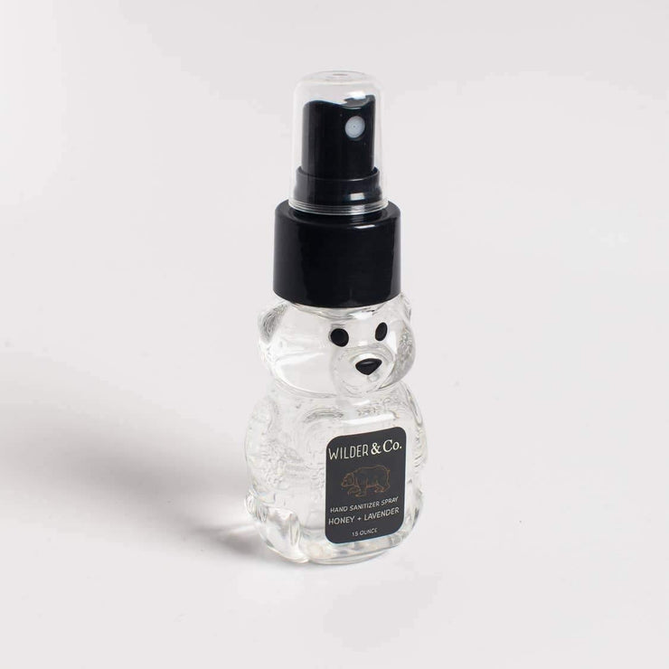 Honey Bear Hand Sanitizer