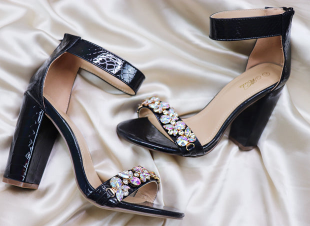 New York Chic Heels - Bloom By Lovlie