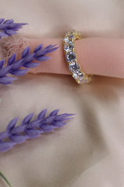 Gold Getter Ring