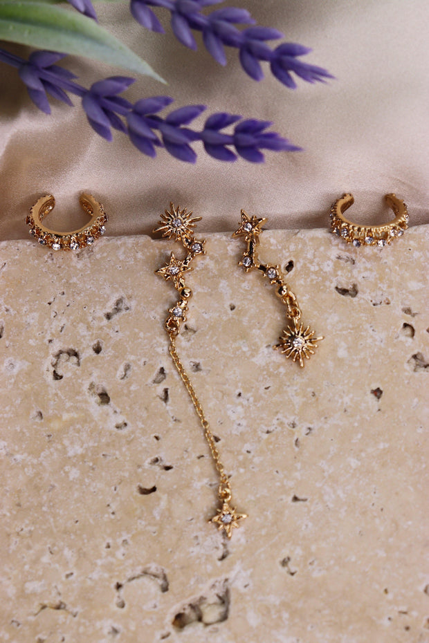 Constellations Earring Set