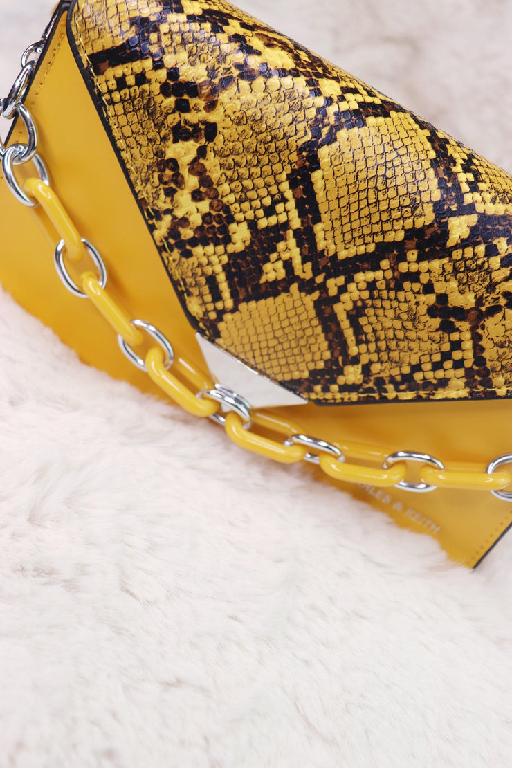 Celine Bag - Yellow