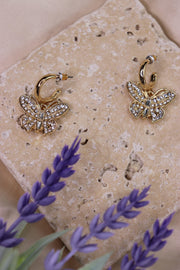 Linda Earrings - Gold