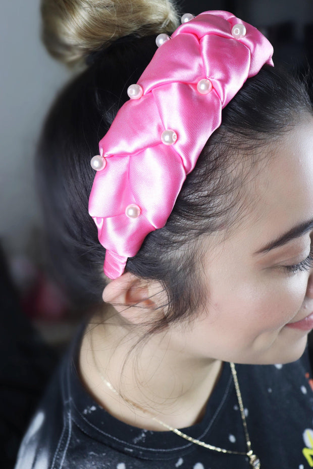 Pink Drink Headband - Bloom By Lovlie
