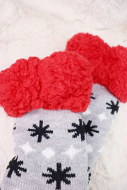 Minnie Gripper Socks