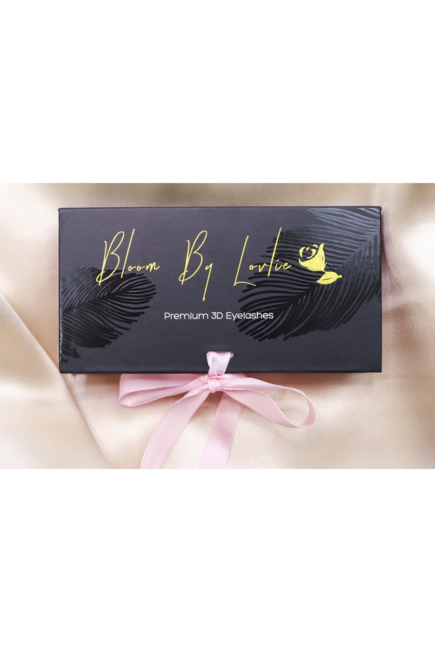 The Flirt Eyelashes - Bloom By Lovlie