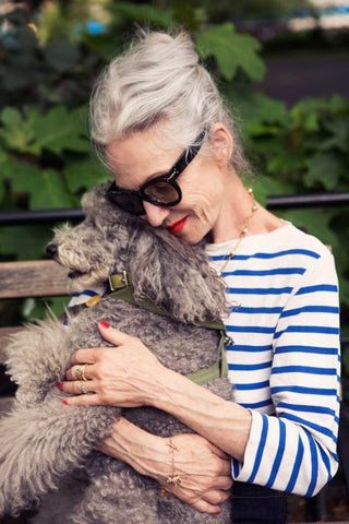 Girl Crush_ Linda Rodin » STEAL THE LOOK