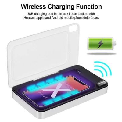 UV Sanitizer & Phone Charger