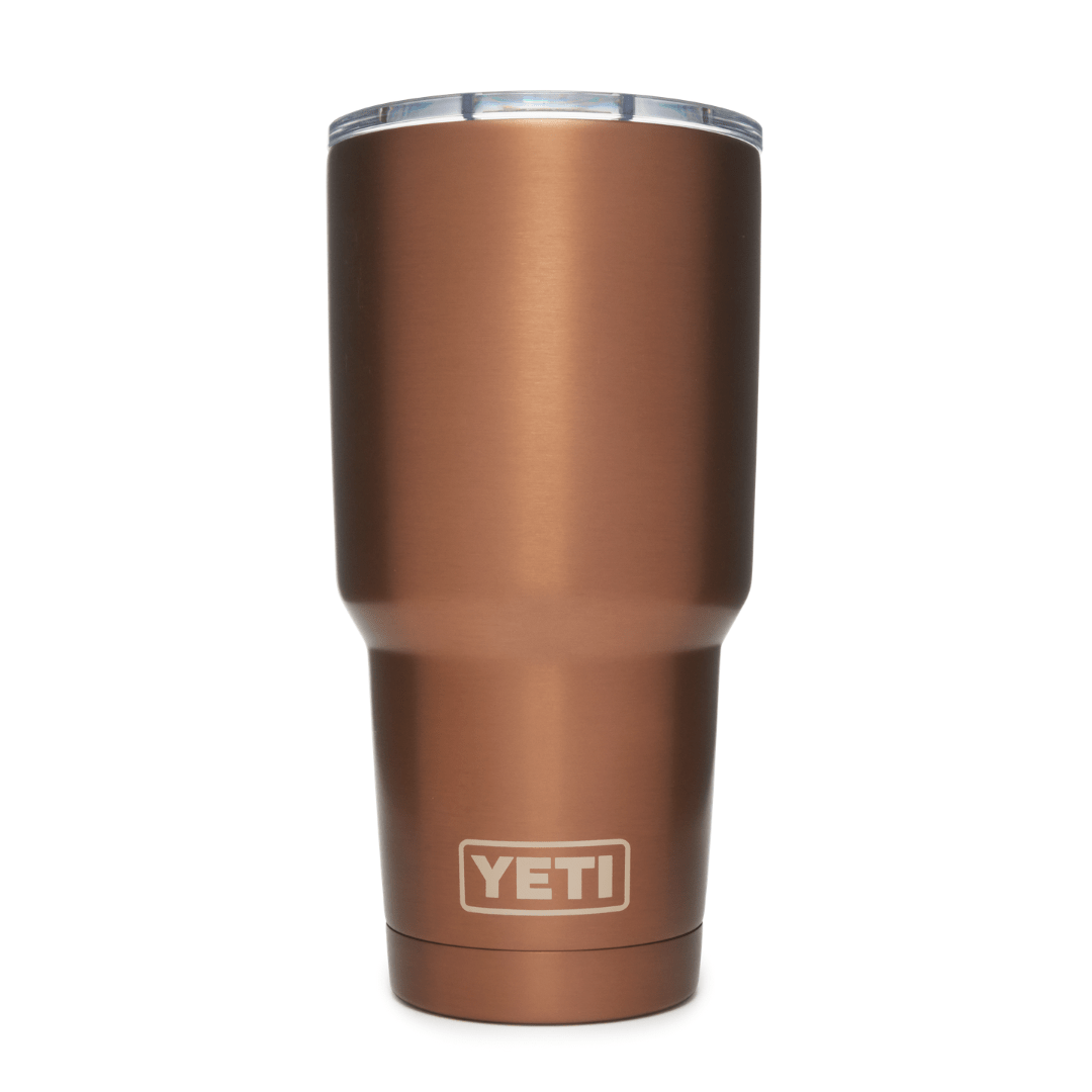 Yeti Rambler 30oz Tumbler Metal Collection