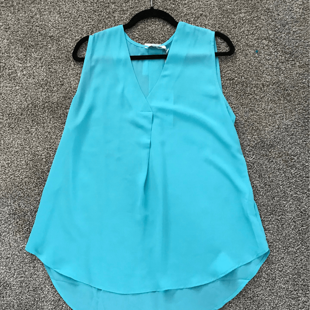 Aqua Ruby SL Top