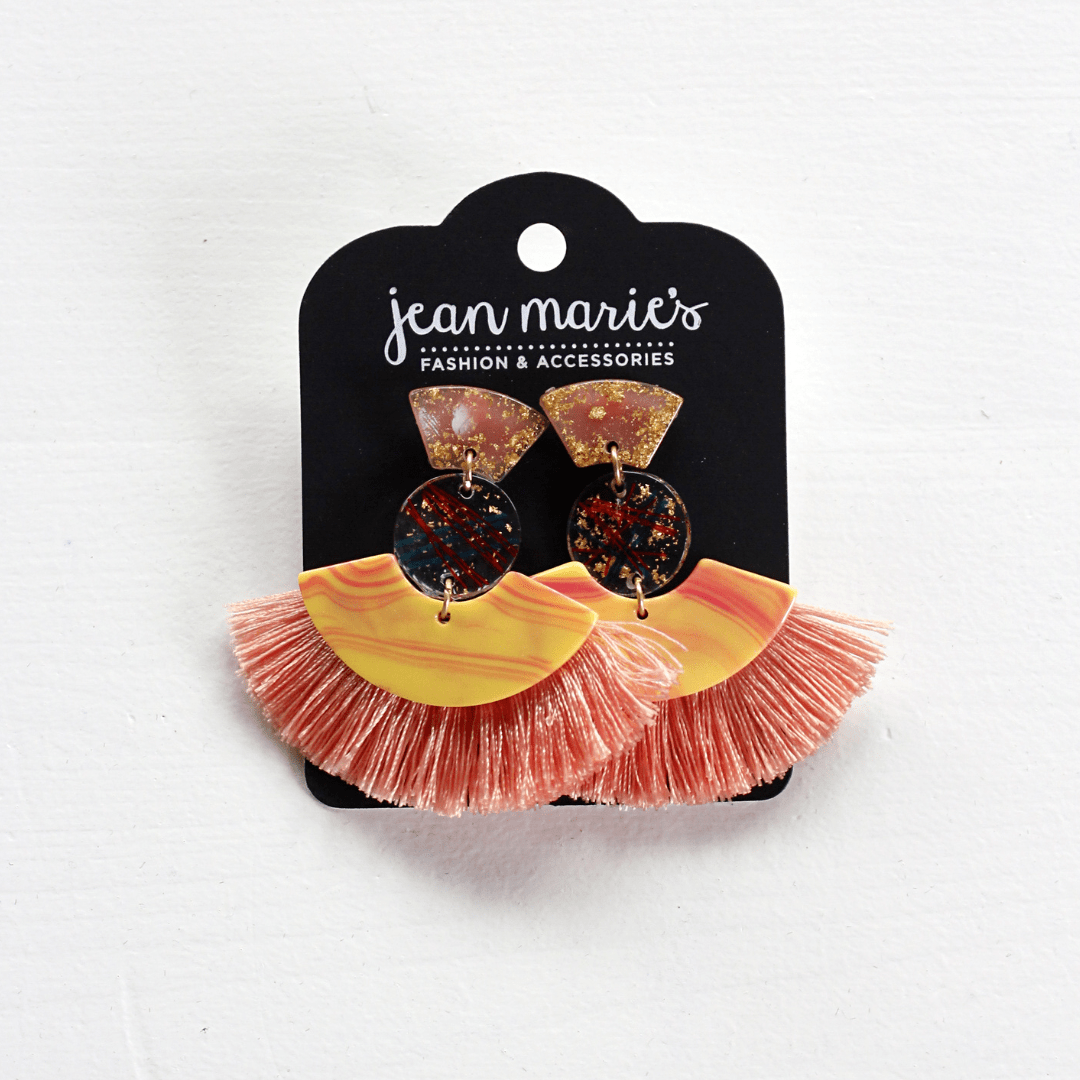 Tassel Fun Earring