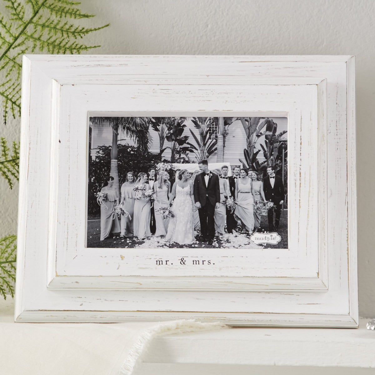5x7 Mr & Mrs Frame
