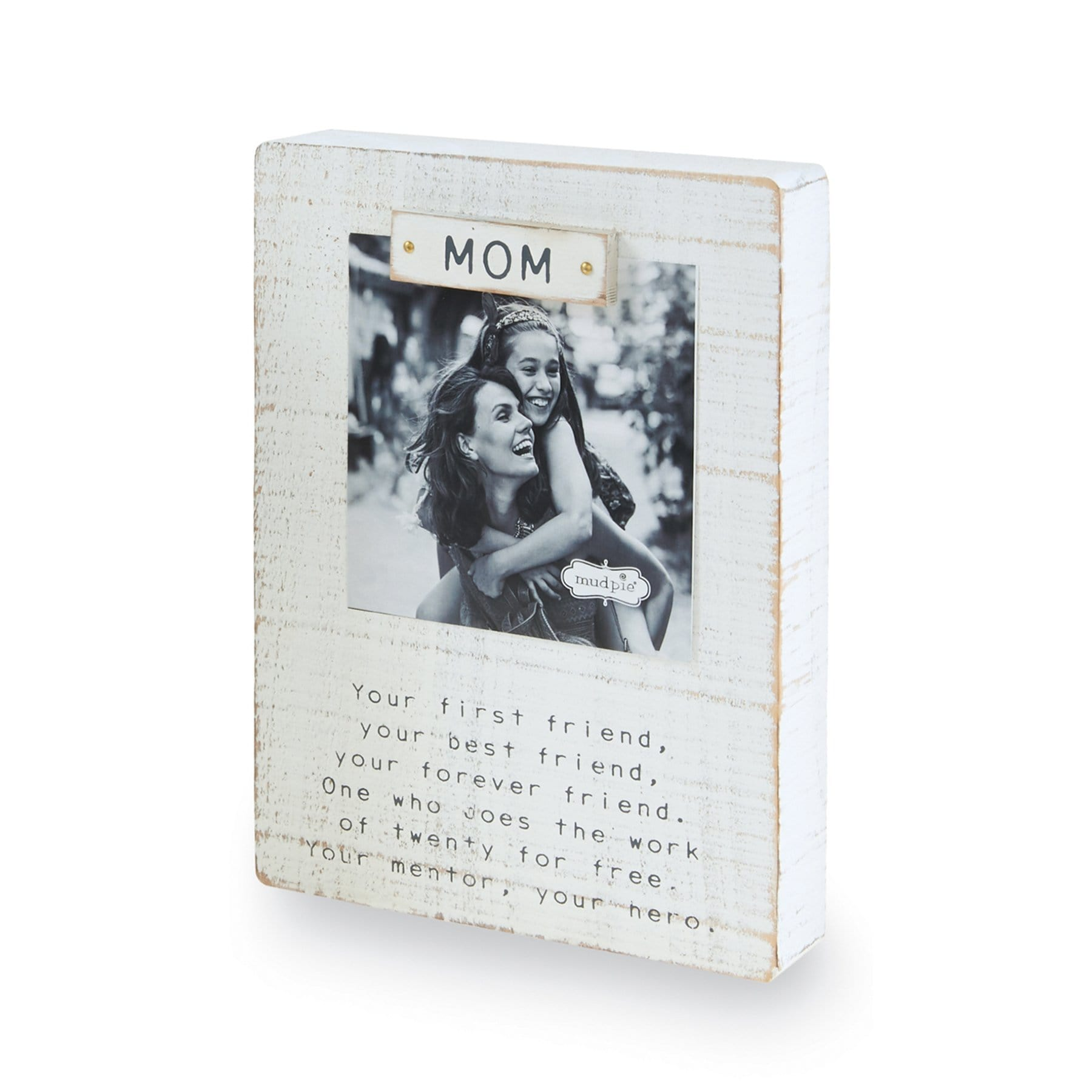 Mom Magnet Block Frame