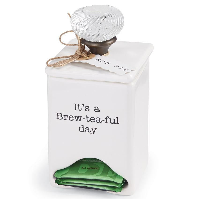 Tea Bag Caddy