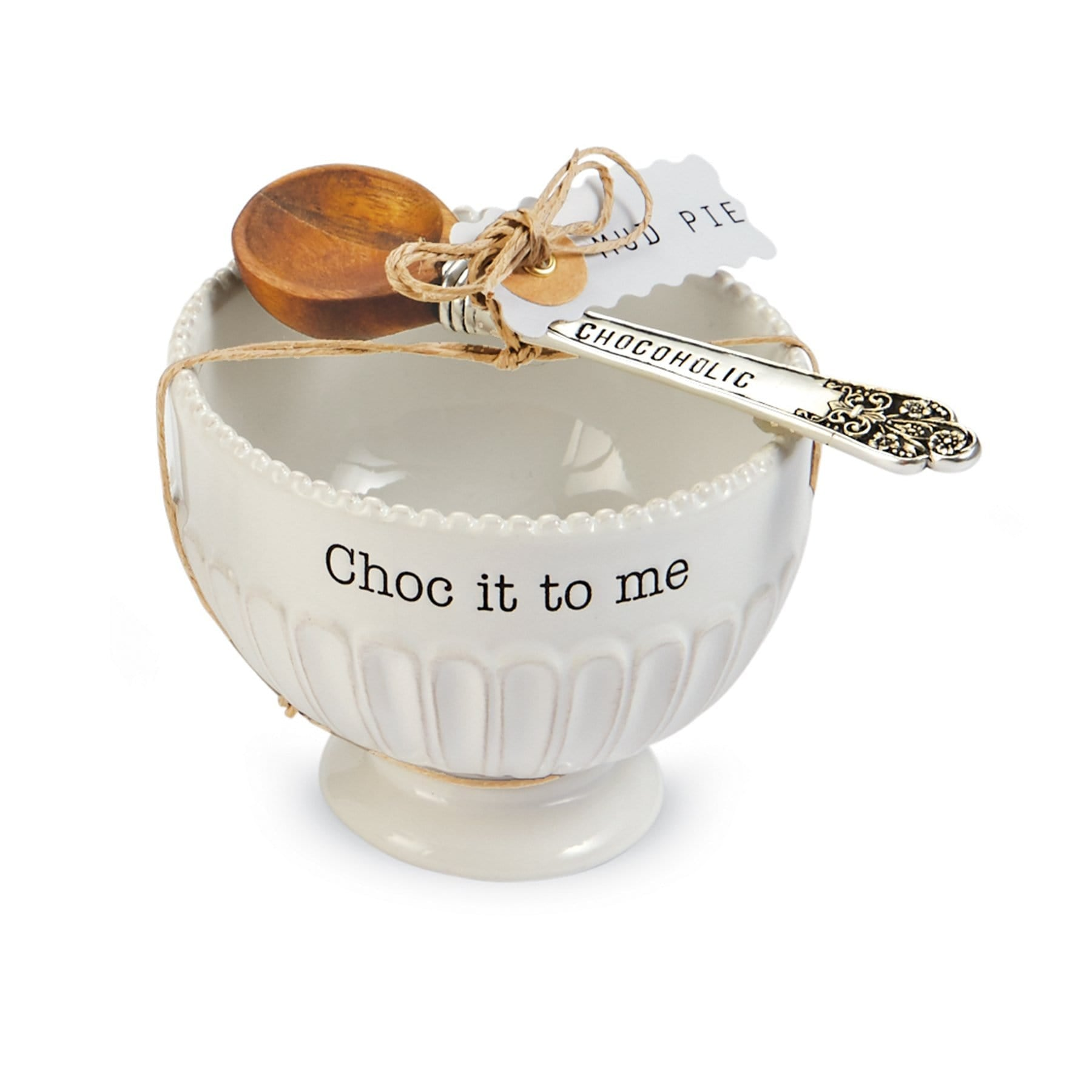 Choc It To Me Candy Dish Set