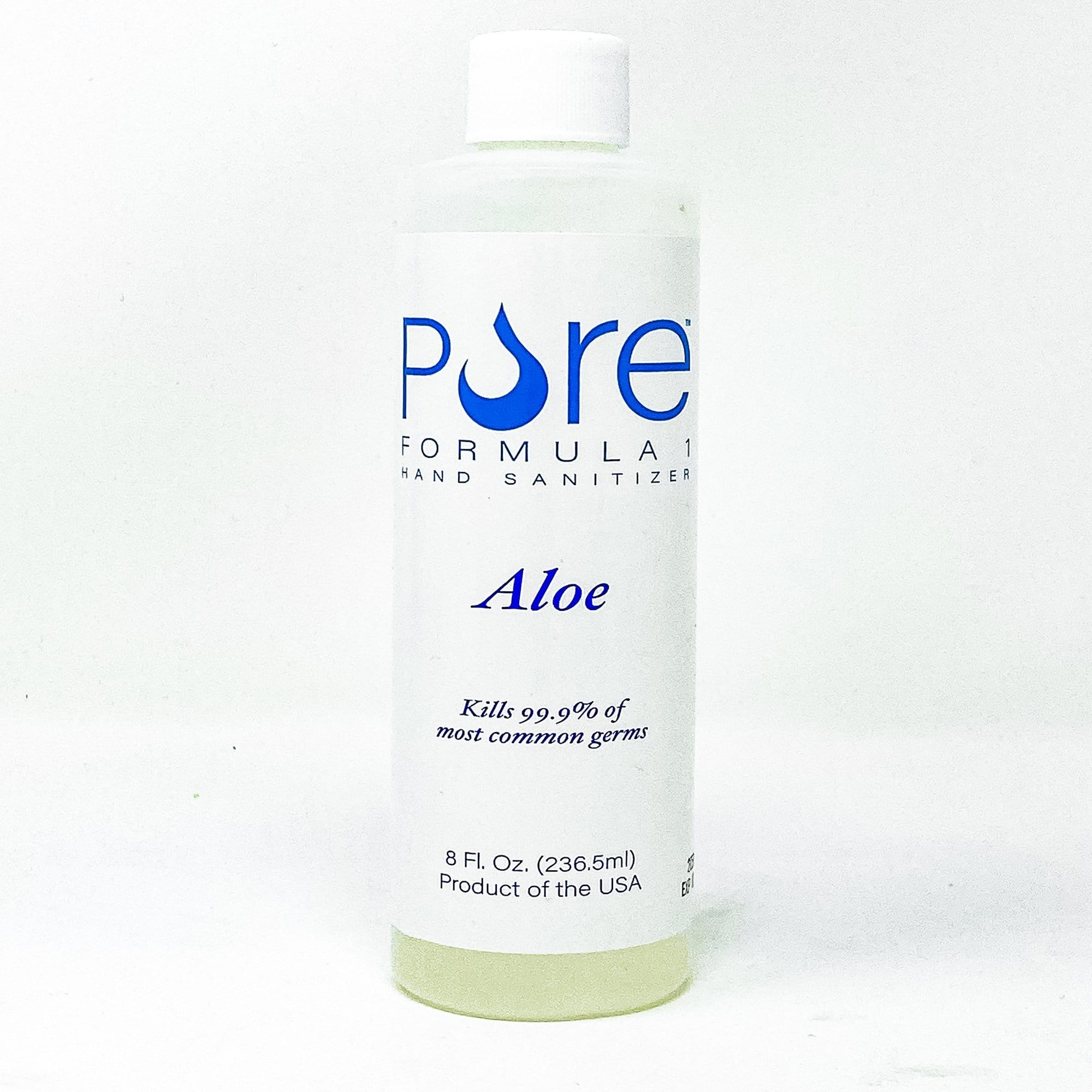 STORE PICK-UP ONLY: Pure Formula Hand Sanitizer with Aloe Vera 8oz