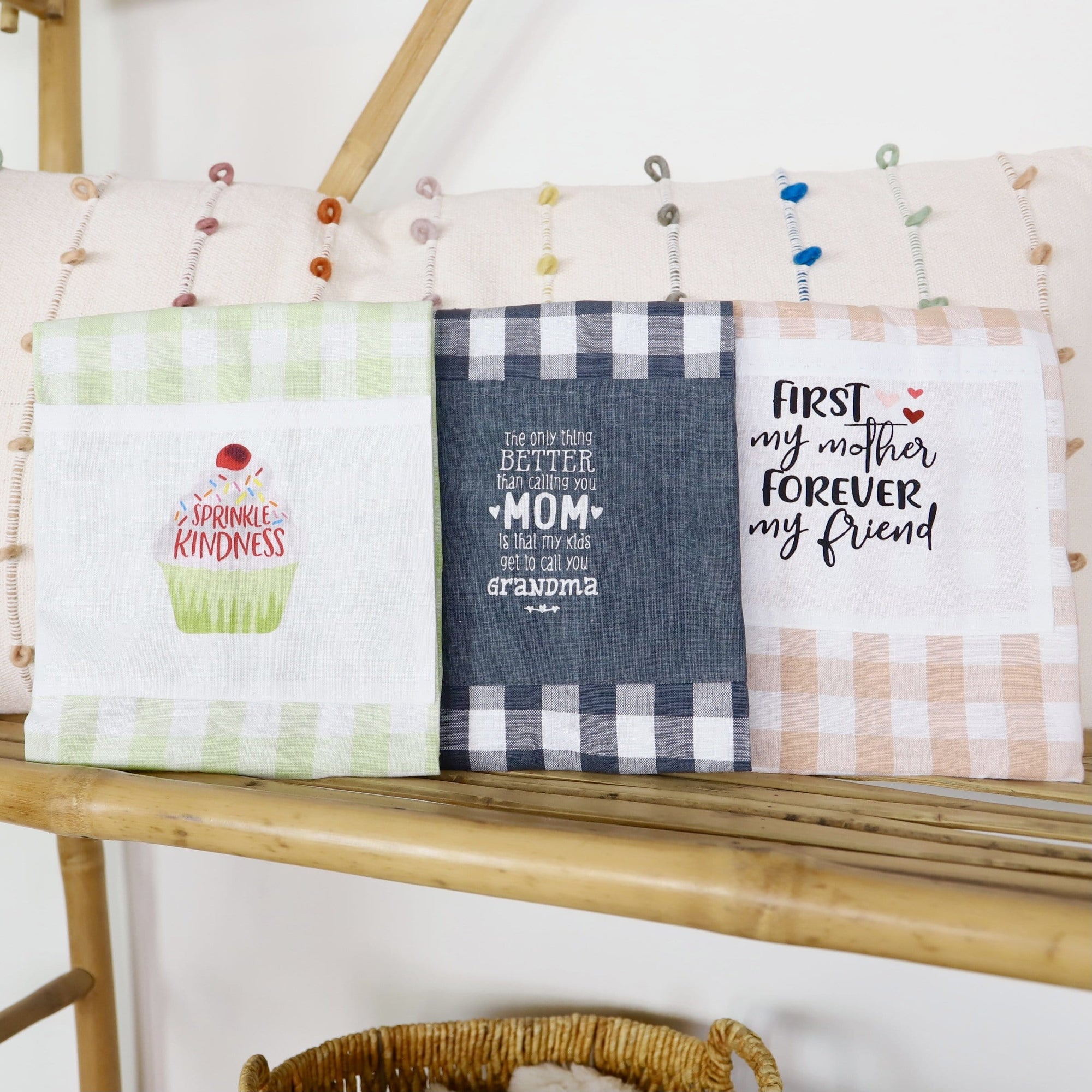 Spring Pocket Aprons