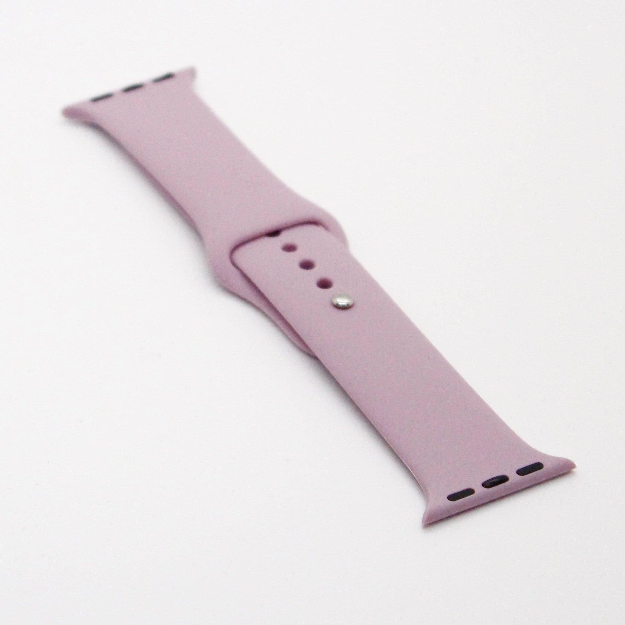 Lavender Silicone Watch Band