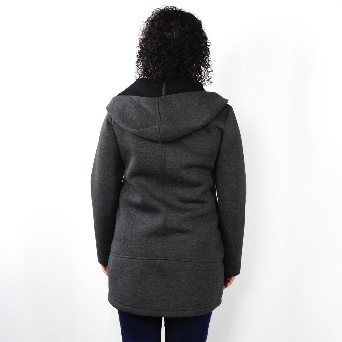 Side-Zip Tech Jacket
