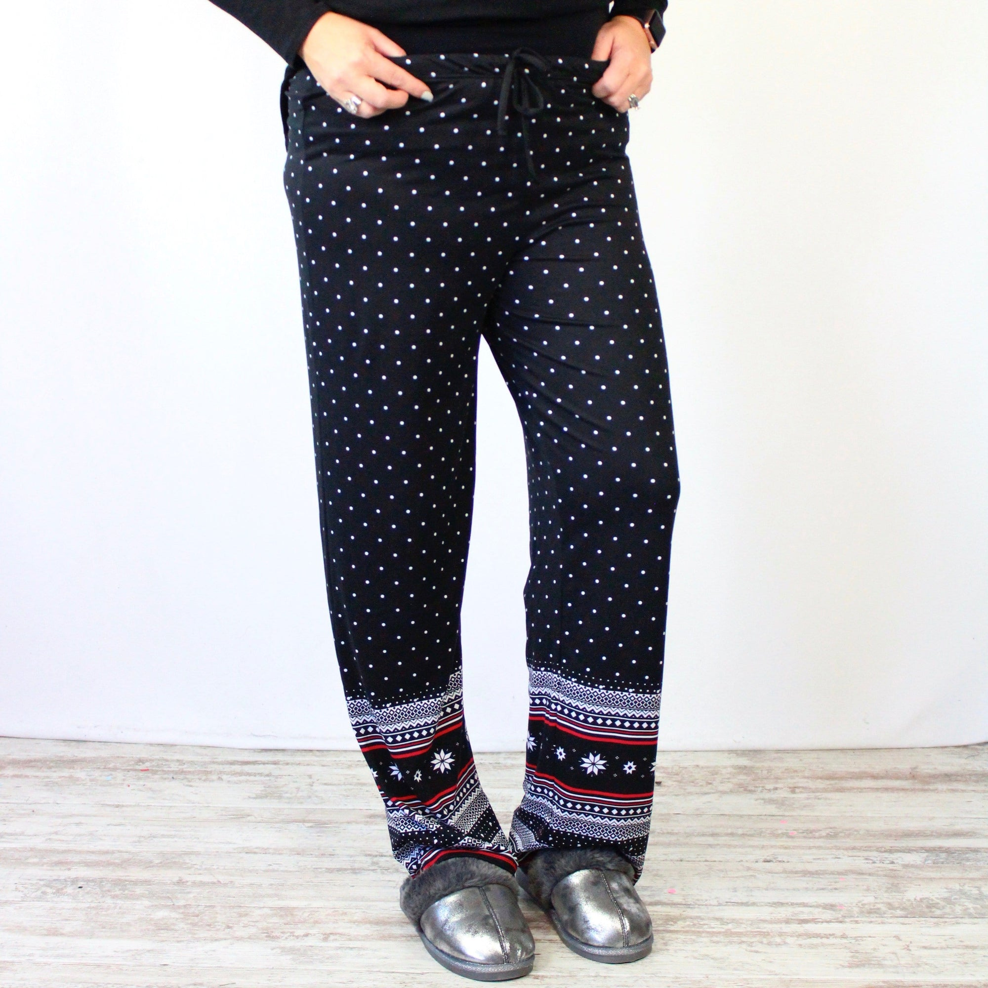 Assorted Holiday Lounge Pants