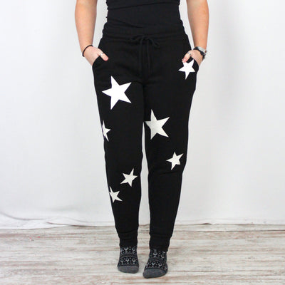 Star Sweatshirt & Pant Set