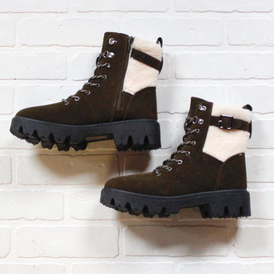 Laurel Sherpa Boot