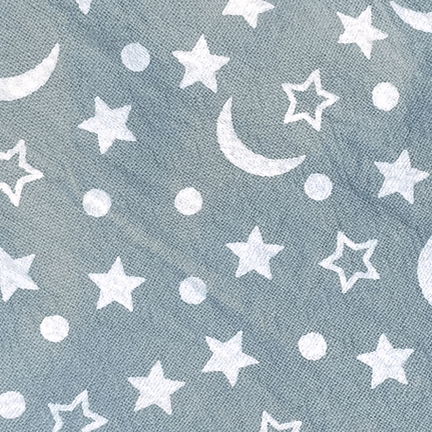 Kids Stars and Moon Face Covering