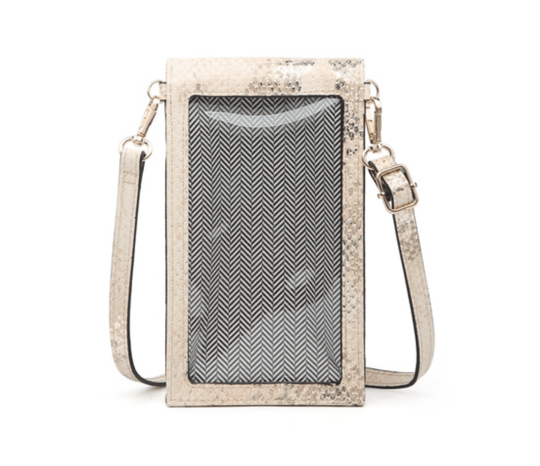 Ayla Touch-Sensitive Cell Phone Bag