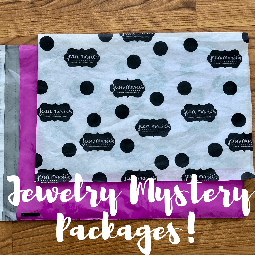 Mystery Jewelry Bag - Non-returnable