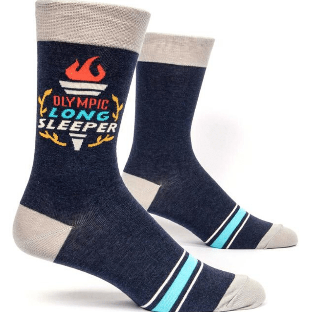 Olympic Long Sleeper Men's Socks