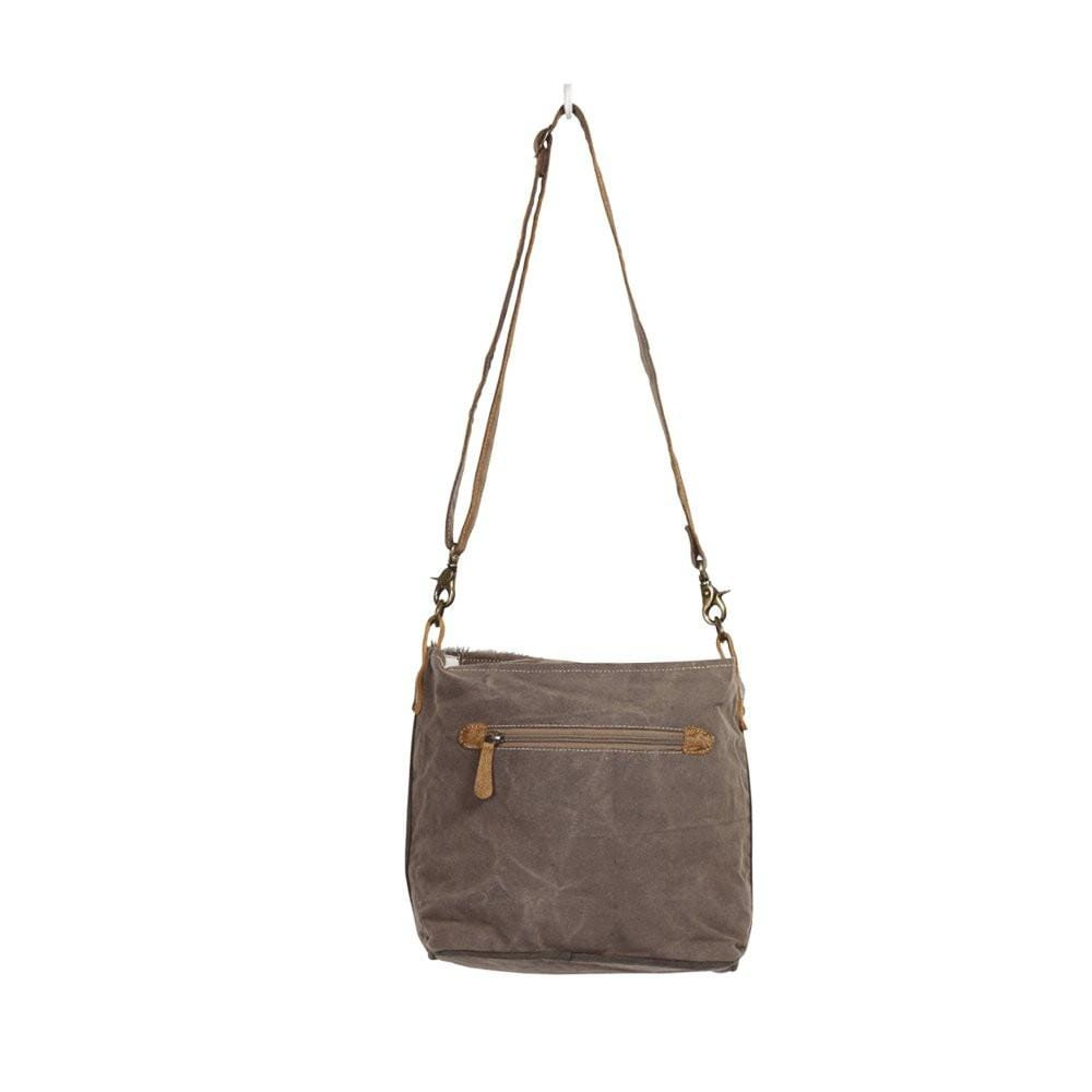 Wash-Out Shoulder Bag
