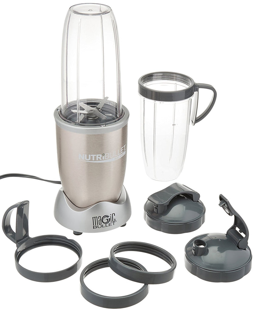 NutriBullet Pro High-Seed Blender - With More Power 900 Watt