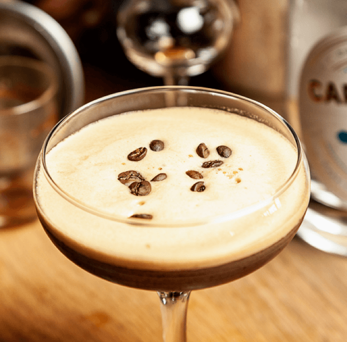 CLIFTON COFFEE MARTINI