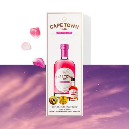 Cape Town Gin Pink Lady