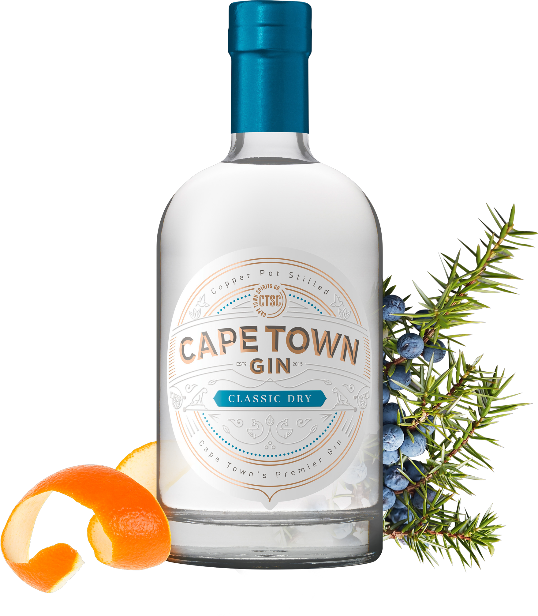 CAPE TOWN CLASSIC DRY GIN