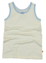 Load image into Gallery viewer, Vest top in cream for Teen girls age 8-16 years