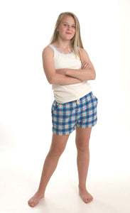 Vest top in cream for Teen girls age 8-16 years