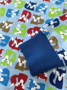 Fun Fox Slim Fit Pyjamas