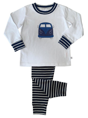 Camper Van Slim Fit Pyjamas
