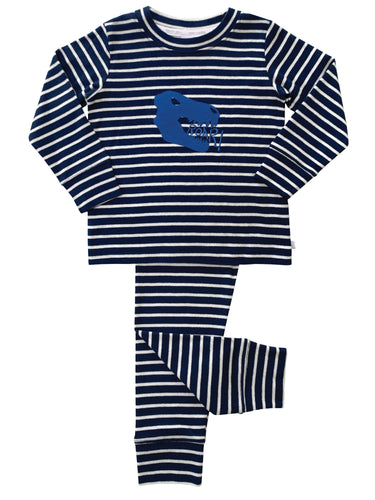 Classic Striped Slim Fit Pyjamas