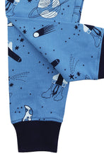 Load image into Gallery viewer, Space Rocket Slim Fit Pyjamas for 1 to 10 years - MV 1328