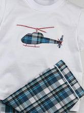 Load image into Gallery viewer, Summer Helicopter Pyjamas